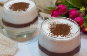 Панакота (Панна Котта) - классический рецепт