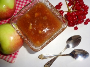 Варенье из яблок и груш в мультиварке