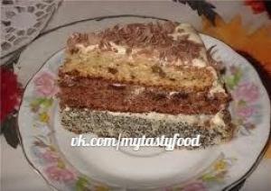 Торт «Генерал»