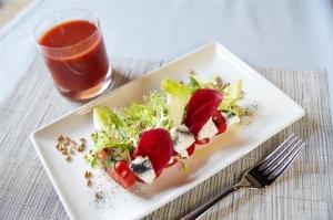 Рецепт приготовления салата с сыром шавру и свеклой