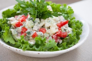 Салат по-гальски